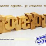 ANNIVERSARY GIFT PUZZLES